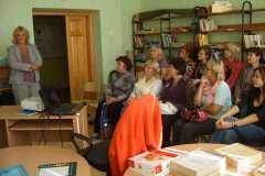 Valmieras Logopēdu metodiskās apvienības seminārs 14-09-2010
