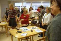 Valmieras Logopēdu metodiskās apvienības seminārs 28-10-2010