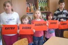 Eiropas Logopēdijas diena 2011 Beverīnas novadā