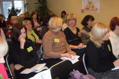 Valmieras Logopēdu metodiskās apvienības seminārs 13-01-2011