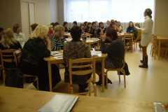Valmieras Logopēdu metodiskās apvienības seminārs 18-02-2013
