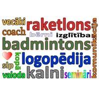 par mums badmintons badminton badmintona klubi logopēdija logopēds logopēde kalnos kāpšana