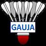 bjk 'gauja' badminton